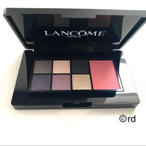 Lancome Eyeshadow Blush Subtil Palette new